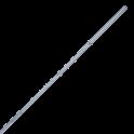 "Body-Solid RB84 Standard Bar-84"" (Chrome)"