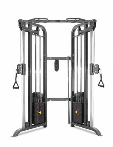 Titanium Strength Dual Adjustable Pulley