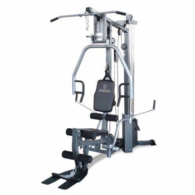 Titanium Strength Multi-Gym + Leg Press (Optional)