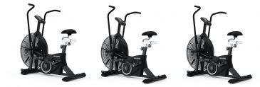 Titanium Strength Pack 3 AirBike, HIIT Cardio, Fitness, Crossfit