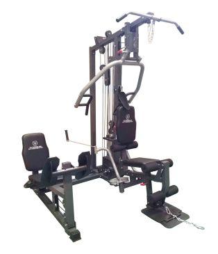 Titanium Strength Multi-Function Machine with Leg Press