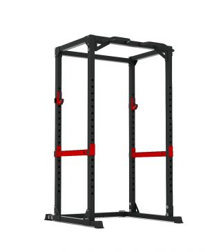 Titanium Strength Evolution Heavy Duty Power Rack, Olympic, Functional, Crossfit, Fitness, Home Gym