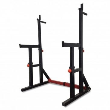 Titanium Strength Squat Rack / Dip Stand, Functional, Crossfit, Fitness, Home Gym