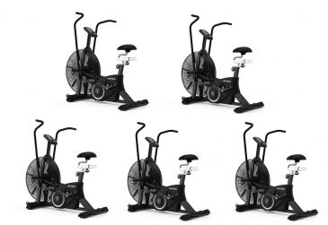 Titanium Strength Pack 5 AirBike, HIIT Cardio, Fitness, Crossfit