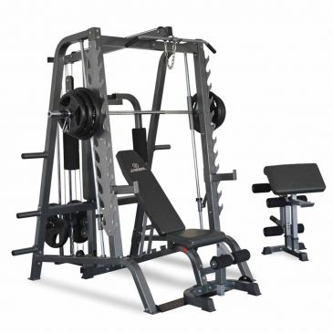 Titanium Strength Total Smith Machine