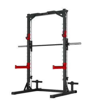 Titanium Strength Evolution Deluxe Smith Machine and Rack, Crossfit, Rack, Fitness, Workout, Squats,Home Gym,