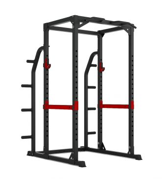 Titanium Strength Evolution HD Power Rack with Storage, Olympic, Functional, Crossfit, Fitness, Home Gym